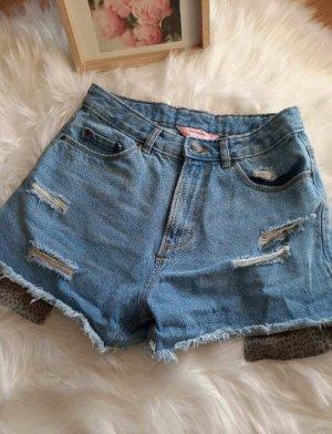 Hunkemöller Shorts azzurro