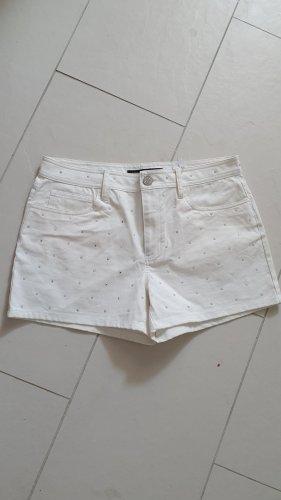Marc Jacobs Pantaloncino di jeans bianco