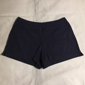 Shorts dunkelblau Größe L