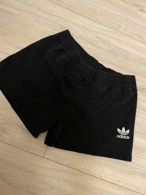 Adidas Skort noir-blanc