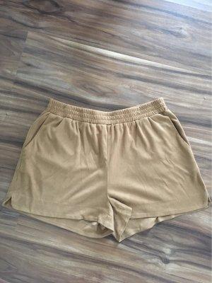 Shorts Fake Leder