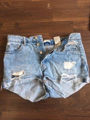 Devided von H&M Denim Shorts cornflower blue