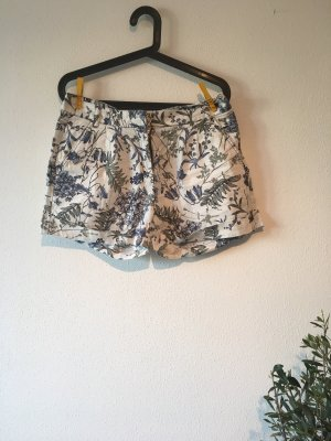Shorts florales Muster