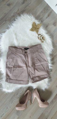 Shorts, Gr. 34, Farbe beige
