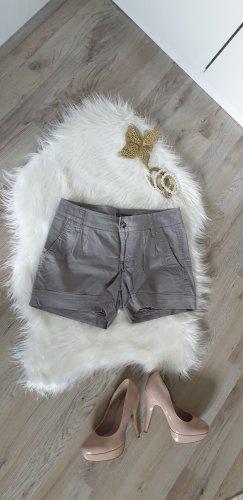 Shorts, Gr. 34, Farbe: grau