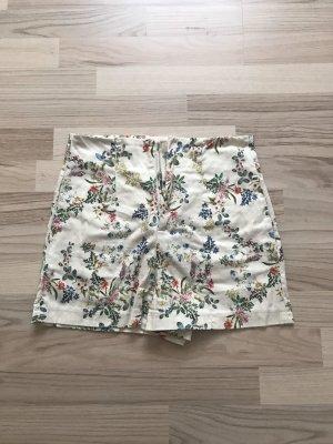 Zara Woman High waist short veelkleurig