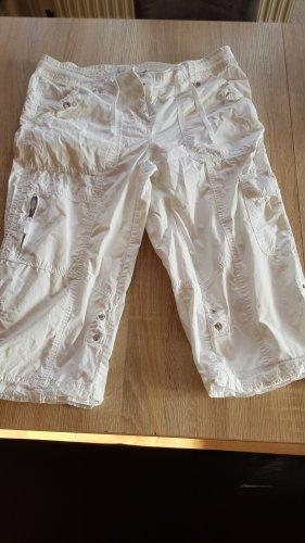 Tchibo / TCM Pantalone Capri bianco