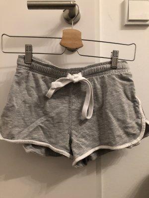 Shorts grau/weiß Tally Weijl