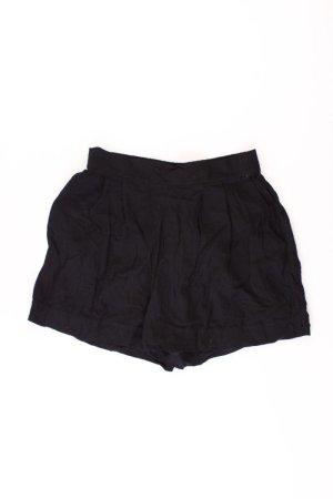 Shorts Größe 34 schwarz aus Viskose