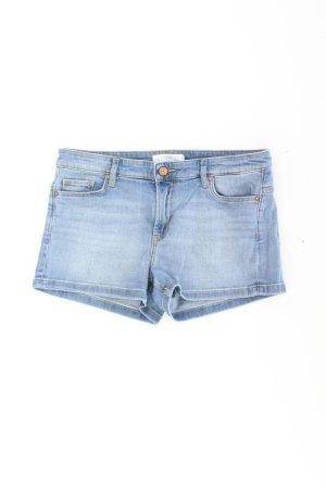 Shorts Größe 40 blau