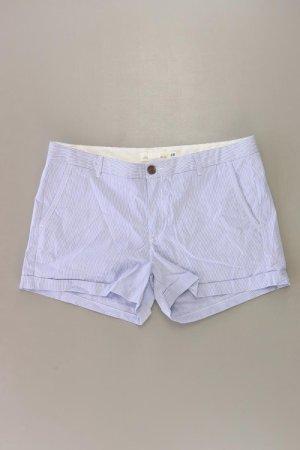 Shorts Größe 40 gestreift neu mit Etikett blau aus Polyester