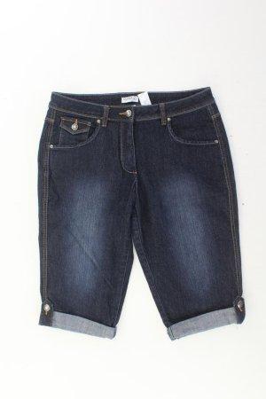 Shorts Größe 42 blau aus Baumwolle