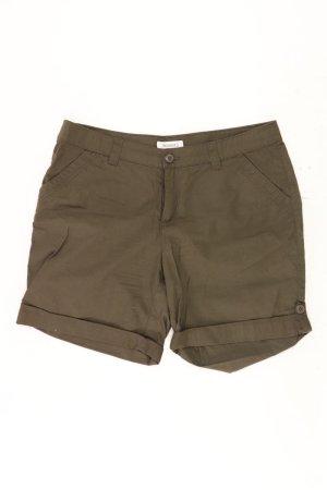 Shorts Größe 42 olivgrün aus Baumwolle