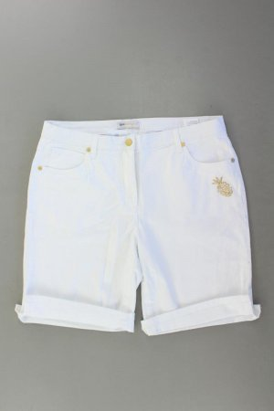 Shorts natural white cotton