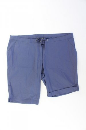 Shorts blue-neon blue-dark blue-azure cotton