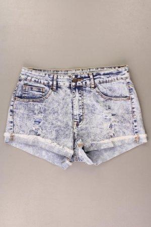 Shorts Größe M blau