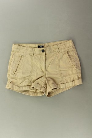 Shorts Größe M braun aus Baumwolle