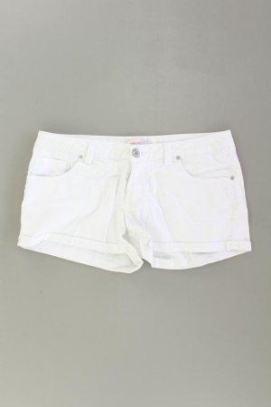 Shorts Größe M weiß