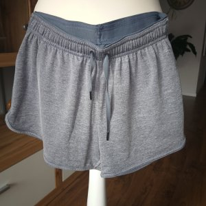 H&M Sport Shorts silver-colored