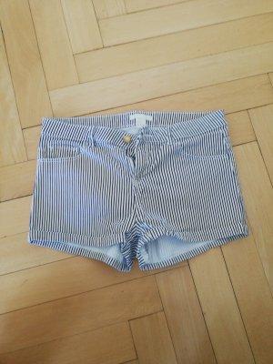 Shorts H&M 36 S gestreift