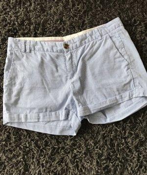 Shorts H&M blau weiß gestreift