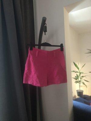 Shorts Highwaist 36 Pink Hoher Bund Vintage