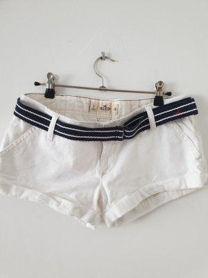 Shorts Hollister Weiß