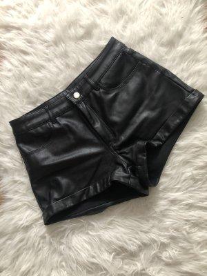 Vintage Short moulant noir