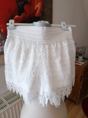 Hunkemöller Shorts bianco