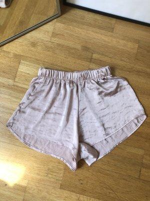 Shorts in altrosa