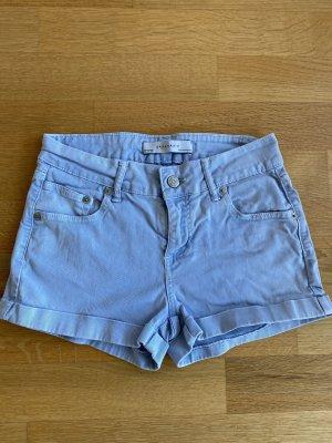 Shorts in Himmelblau