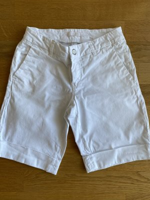 Shorts in weiss