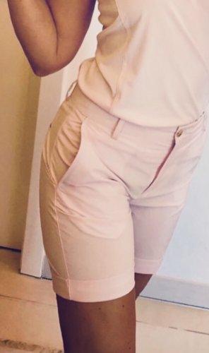 J.lindeberg Pantaloncino sport rosa chiaro