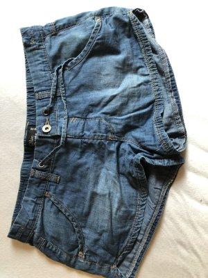 Clockhouse Denim Shorts blue-azure