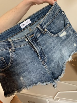 Shorts Jeans Zara