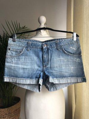 Shorts | Jeansshorts | Blau
