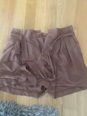 Shorts M 38 nude braun