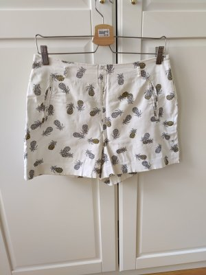 Shorts mit Ananas Muster von Zara