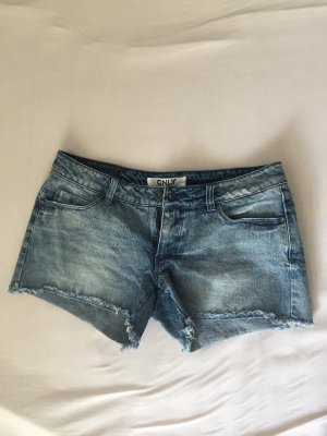 Shorts mit Glitzer