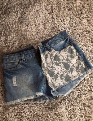 Only Denim Shorts azure
