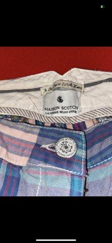 Maison Scotch Short en jean multicolore