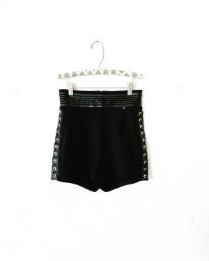 shorts • pants • elisabetta franchi • schwarz