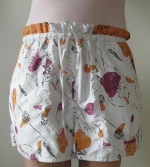 Reebok Short multicolore polyester