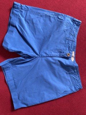 Pier one Shorts blu Cotone