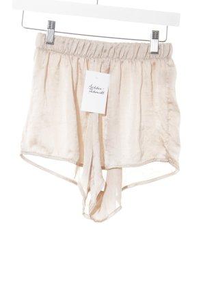 Shorts roségoldfarben Elegant