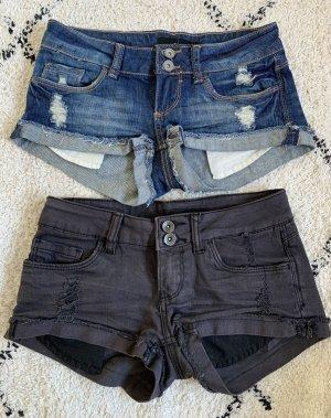 Shorts, Tally Weijl, Größe XXS/32, Set