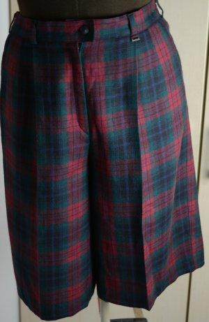 Fordan Culotte Skirt multicolored wool