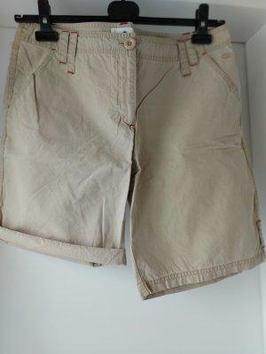 Shorts Tom Tailor, Gr. 42, beige