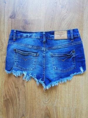 Buffalo Pantaloncino di jeans blu