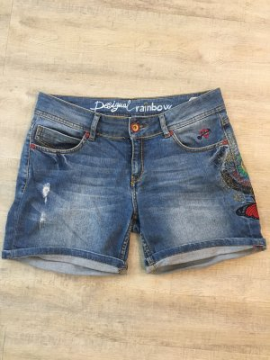 Desigual Shorts azure